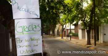 El lindo gesto de vecinos de Ciudad con los recolectores - mendozapost.com