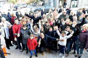 Essonne : Montgeron met à l'honneur son «champion» Pascal Martinot-Lagarde - Le Parisien