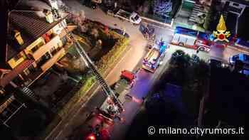Tribiano, spettacolare intervento dei Vigili del Fuoco | Notizie Milano - Cityrumors Milano - Cityrumors Milano