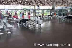 Terminal Rodoviário de Patos de Minas permanece vazio, com apenas três empresas atuando - Patos Hoje - Notícias de Patos de Minas
