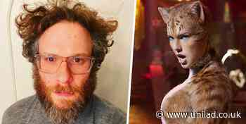 Seth Rogen Watched Cats For The First Time While High In Isolation - UNILAD