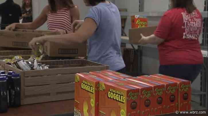 'Mighty Moms' keeping Livingston students fed while schools are closed due to COVID-19