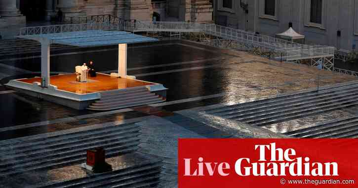 Record rise in Italy Covid-19 death toll, Irish PM says stay home for two weeks–as it happened