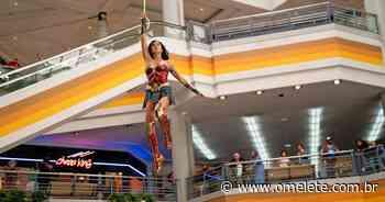 Mulher-Maravilha 1984 | Imagem promocional pode mostrar heroína voando - Omelete