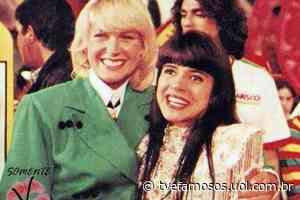 Mara faz pedido público para Xuxa: 'Deixa eu ser a princesa dos pequenos?' - UOL
