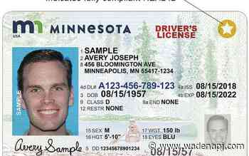 REAL ID deadline extended as states, feds respond to coronavirus threat - Wadena Pioneer Journal
