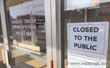 Mahube-Otwa offices closed to public, but services continue - Wadena Pioneer Journal
