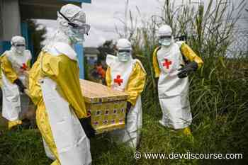Opinion: Ebola to COVID 19: Has Geopolitics prevailed over Professionalism in WHO - Devdiscourse