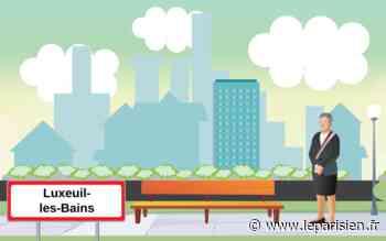 Municipales à Luxeuil-les-Bains : les résultats du premier tour - Le Parisien