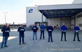 Altre 15mila mascherine donate da Comer al Comune di Reggiolo - Reggionline