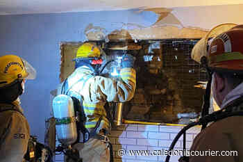 Chimney catches fire in Fort St. James - Caledonia Courier