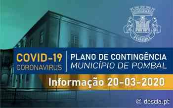 Pombal reúne Comissão Municipal de Proteção Civil Restrita e cria plataforma para monitorização de ocorrências - Revista Descla