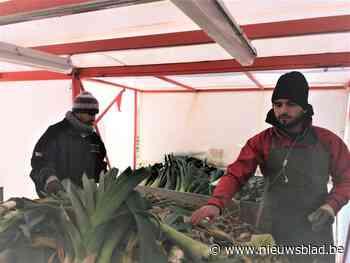 """Vluchtelingen helpen boeren uit de nood: """"Als niemand helpt, is er straks geen eten meer"""""""