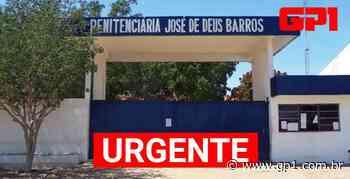 Presos cavam túnel e 14 fogem da Penitenciária de Picos - GP1