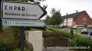 Coronavirus : Wormhout : un résident de l'Ehpad testé positif au Covid-19 - Le Journal des Flandres