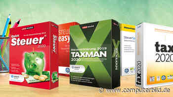 Steuererklärung: Steuerspar-Programme 2020 im Test