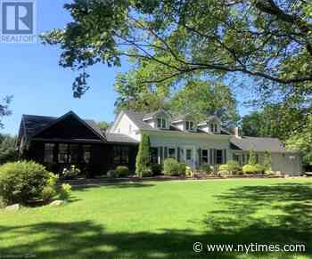 2891 County Road 12 Road,Prince Edward County, Picton, ON - Home for sale - The New York Times