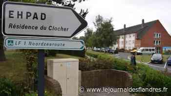 Épidémie : Un premier cas de coronavirus à l'Ehpad de Wormhout - Le Journal des Flandres