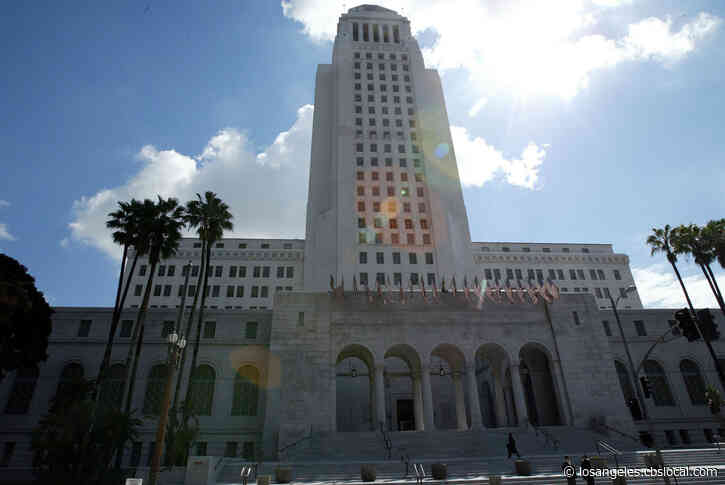 LA City Council Approves Relief Measures For Residents Impacted By Coronavirus Pandemic