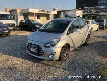Vendo Hyundai ix20 1.4 90 CV XPossible usata a Cantu', Como (codice 7062413) - Automoto.it - Automoto.it