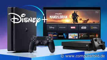 Disney Plus auf PS4 und Xbox One streamen – so klappt es