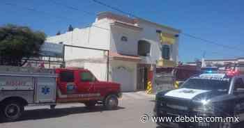 Explosión deja un lesionado sobre la calle Escobedo, Guamuchil - DEBATE
