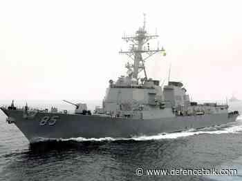 US warship sails through Taiwan Strait during virus spat