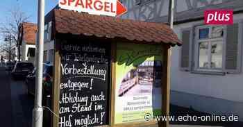 Gastronomen in Lampertheim gehen wegen Corona neue Wege - Echo Online