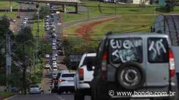 Buzinaço em Londrina pede reabertura imediata do comércio - Bonde. O seu Portal de Notícias do Paraná