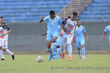 Londrina concede férias aos jogadores a partir do dia 1º - Folha de Londrina