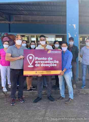 Prefeitura de Londrina abre pontos de doações com drive thru - Paiquerê FM News