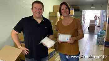 Vale Sorte doa 10 mil máscaras para Santa Casa de Londrina - Portal Bonde