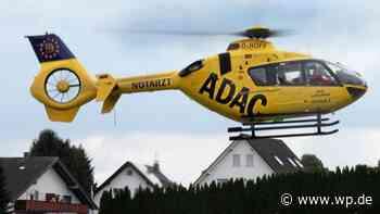Menden: Mountainbiker am Hexenteich schwer verletzt - WP News