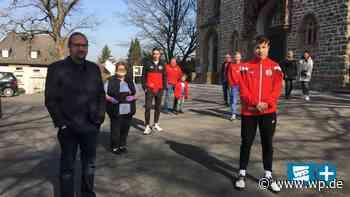 Zusammenhalten in Menden: Stadt koordiniert Einkaufshilfen - WP News