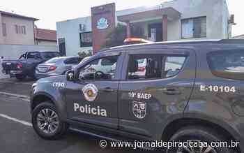 Procurado em Minas Gerais é preso pelo 10º Baep em Santa Gertrudes - jornaldepiracicaba.com.br
