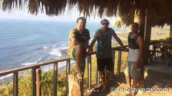 Surfistas españoles atrapados por la cuarentena en playa El Tunco serán repatriados por gobierno de España - elsalvador.com