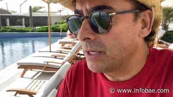 """Adal Ramones desató críticas por pasar la cuarentena en la playa y se defendió: """"Aquí es donde vivimos la mita - infobae"""