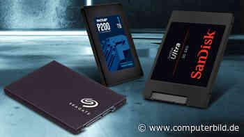 SSD-Test: Turbo-Speicher im 2,5-Zoll-Format!