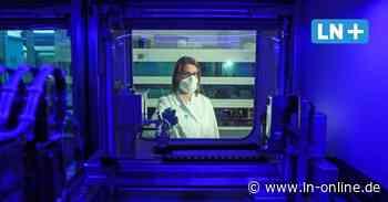 Geesthacht - So arbeitet ein Corona-Testlabor in Schleswig-Holstein - Lübecker Nachrichten