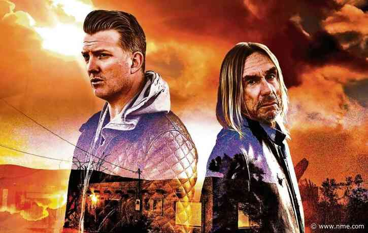 Iggy Pop and Josh Homme to screen 'American Valhalla' documentary online for first time