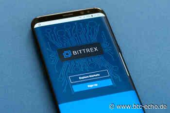 Bittrex eröffnet OTC Trading Desk - BTC-ECHO