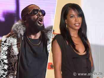 Hat R. Kelly für die Hochzeit mit Aaliyah einen Beamten bestochen? - all-in.de - Das Allgäu Online!