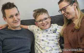 Mirakelbaby viert tiende verjaardag: Killian woog slechts 820 gram bij geboorte, maar overleefde