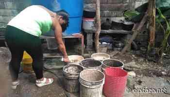 En sectores de Acarigua incumplen cuarentena del COVID-19 por salir a buscar agua - El Pitazo