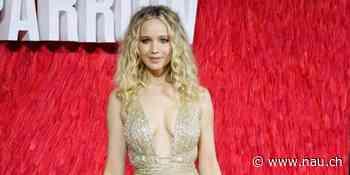 Jennifer Lawrence hält Einbrecherin auf - Nau.ch