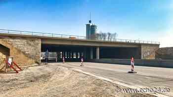 A6-Brückenabbruch: Vollsperrung der B27 zwischen Heilbronn und Neckarsulm | Region - echo24.de
