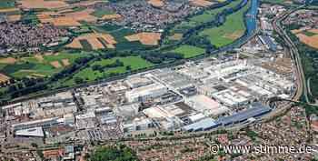 Das Audi-Werk in Neckarsulm steht still - Heilbronner Stimme