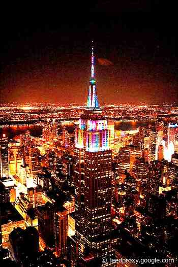 WHTZ (Z100)/New York To Provide Soundtrack For Nightly Empire State Building Light Shows