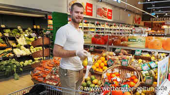 Corona Einkaufsservice bei Karbenern gefragt | Karben - Wetterauer Zeitung