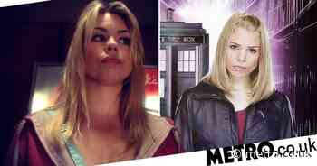 Billie Piper celebrates the 15-year anniversary of Doctor Who's Rose - Metro.co.uk